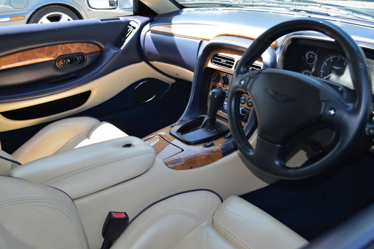 2001 Aston Martin DB7 Volante V12 Nice Spec For Sale (picture 4 of 6)