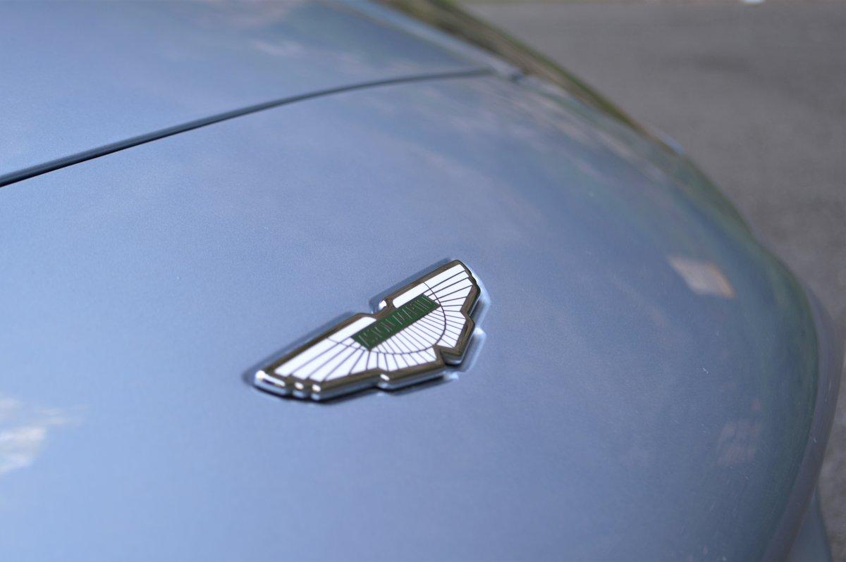 2001 Aston Martin DB7 Volante V12 Nice Spec For Sale (picture 6 of 6)