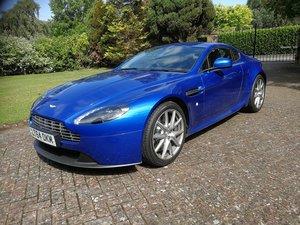2015 Aston Martin Vantage auto only 775 miles PRICE REDUCED