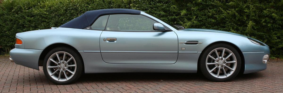 2003 Aston Martin DB7 Volante For Sale (picture 2 of 6)