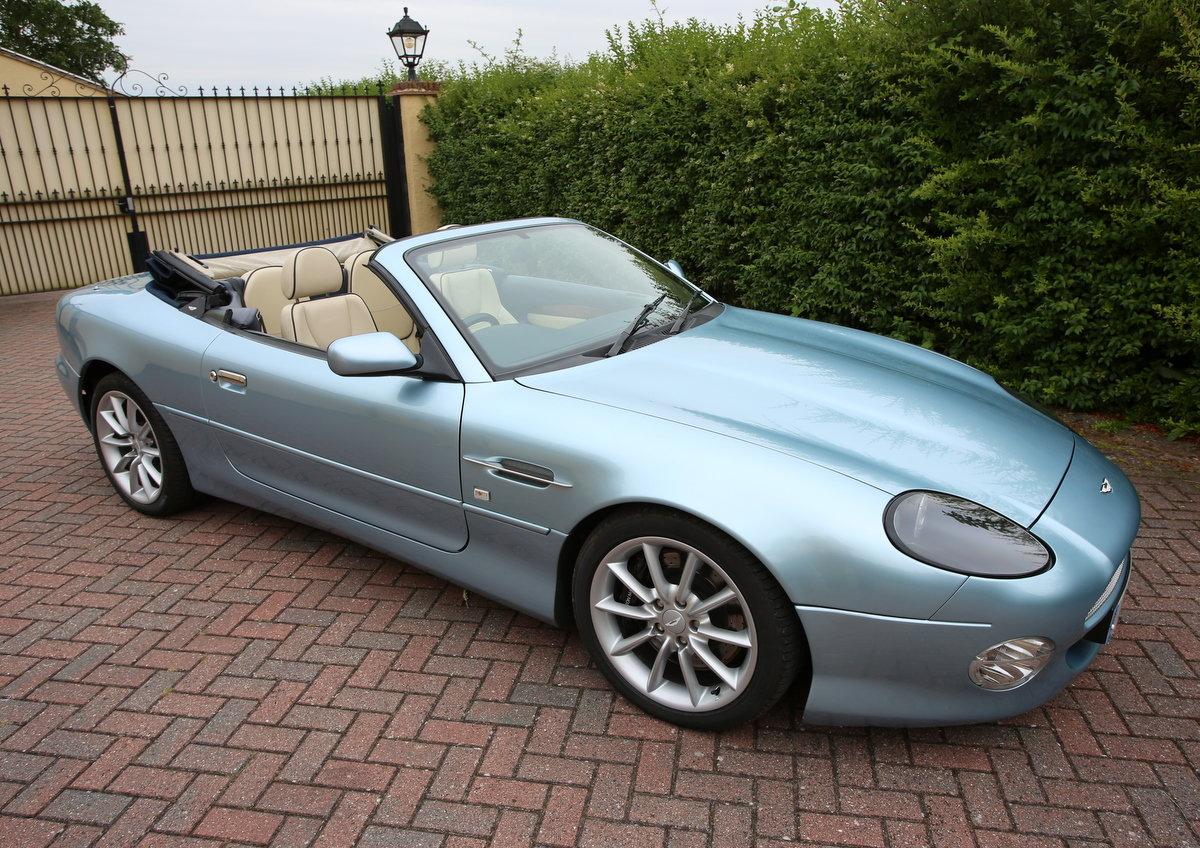 2003 Aston Martin DB7 Volante For Sale (picture 3 of 6)