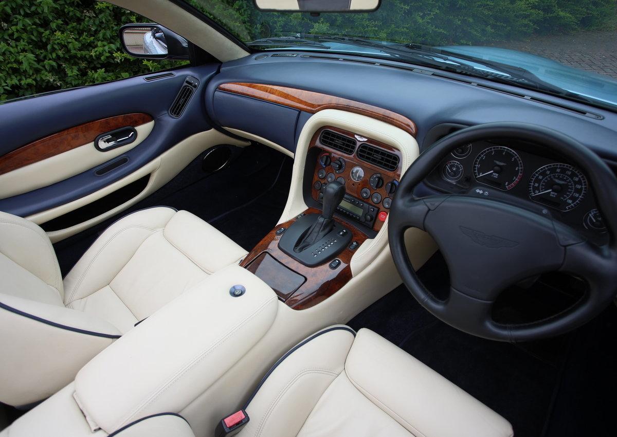 2003 Aston Martin DB7 Volante For Sale (picture 5 of 6)