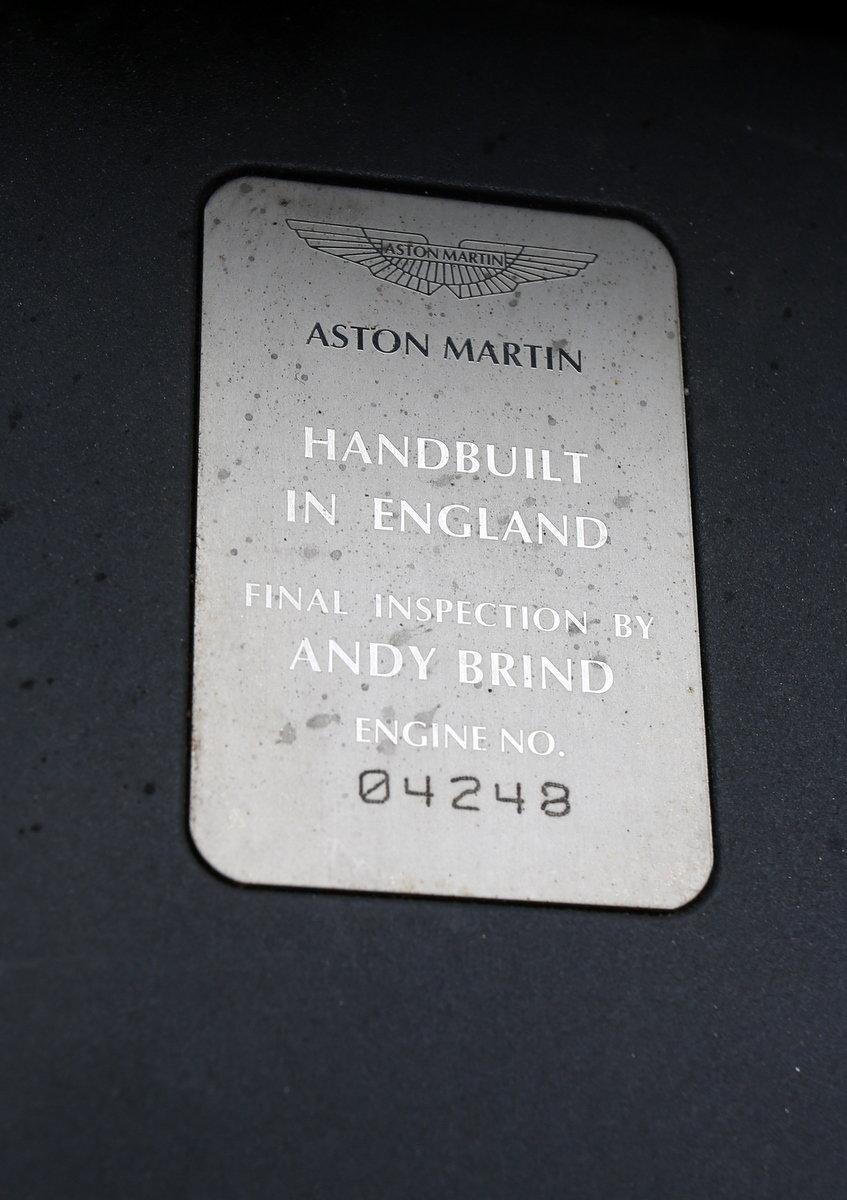 2003 Aston Martin DB7 Volante For Sale (picture 6 of 6)