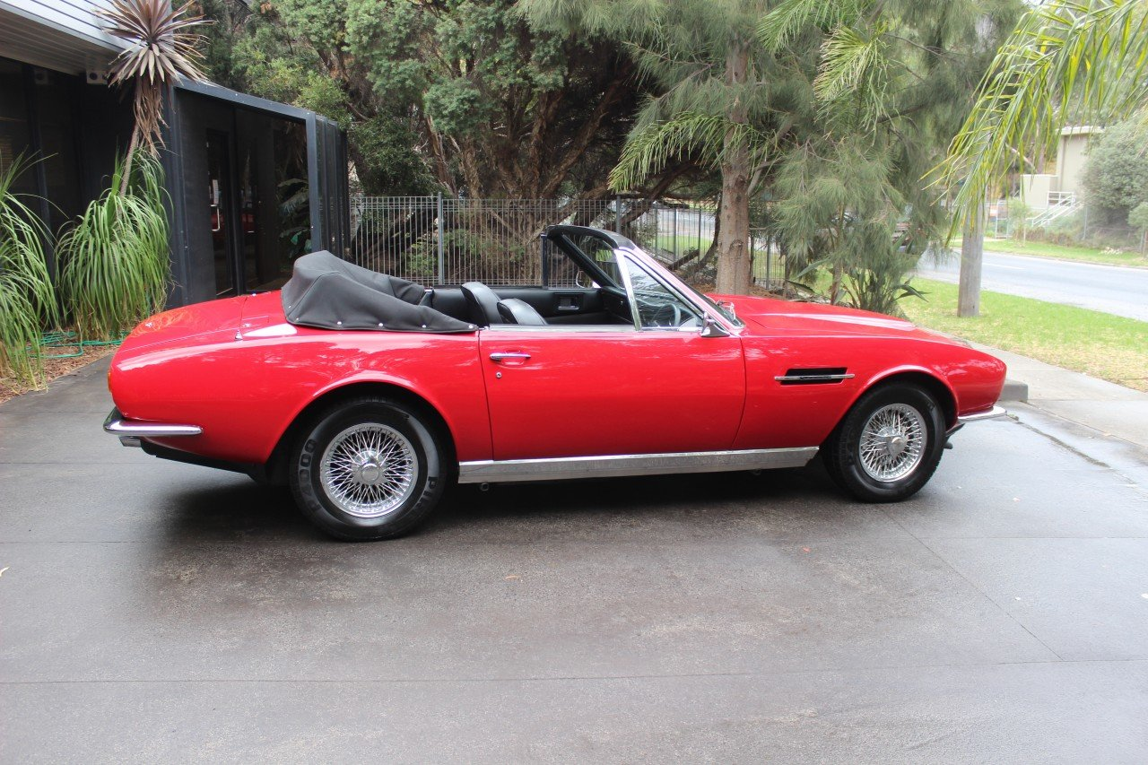1969 Aston Martin DBS Vantage For Sale (picture 3 of 6)