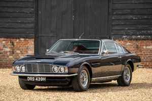 Aston Martin DBS V8 Vantage 1969 - ZF 5-Speed Manual For Sale