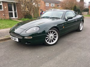 1996 Aston Martin DB7 i6 3.2 Auto For Sale