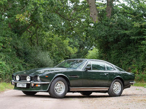 1978 ASTON MARTIN V8 'OSCAR INDIA' SPORTS SALOON For Sale by Auction