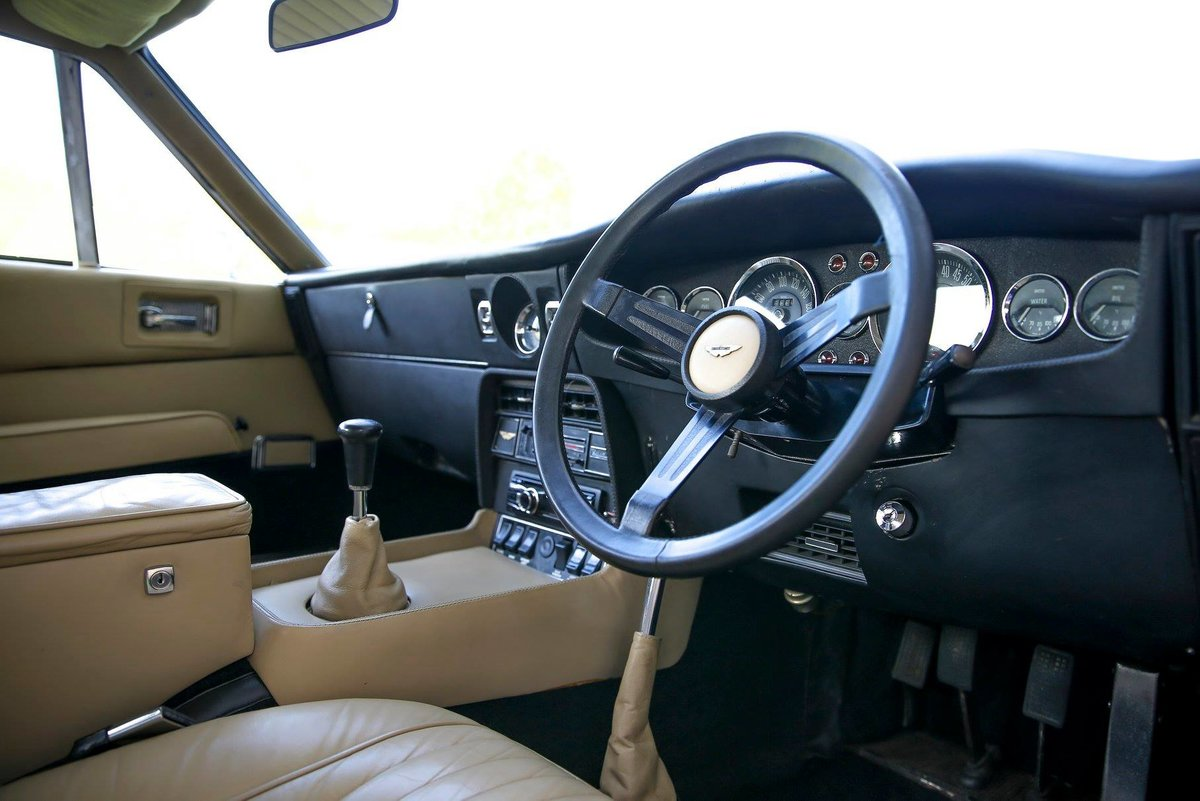 1972 AMV8 RHD MANUAL For Sale (picture 6 of 6)