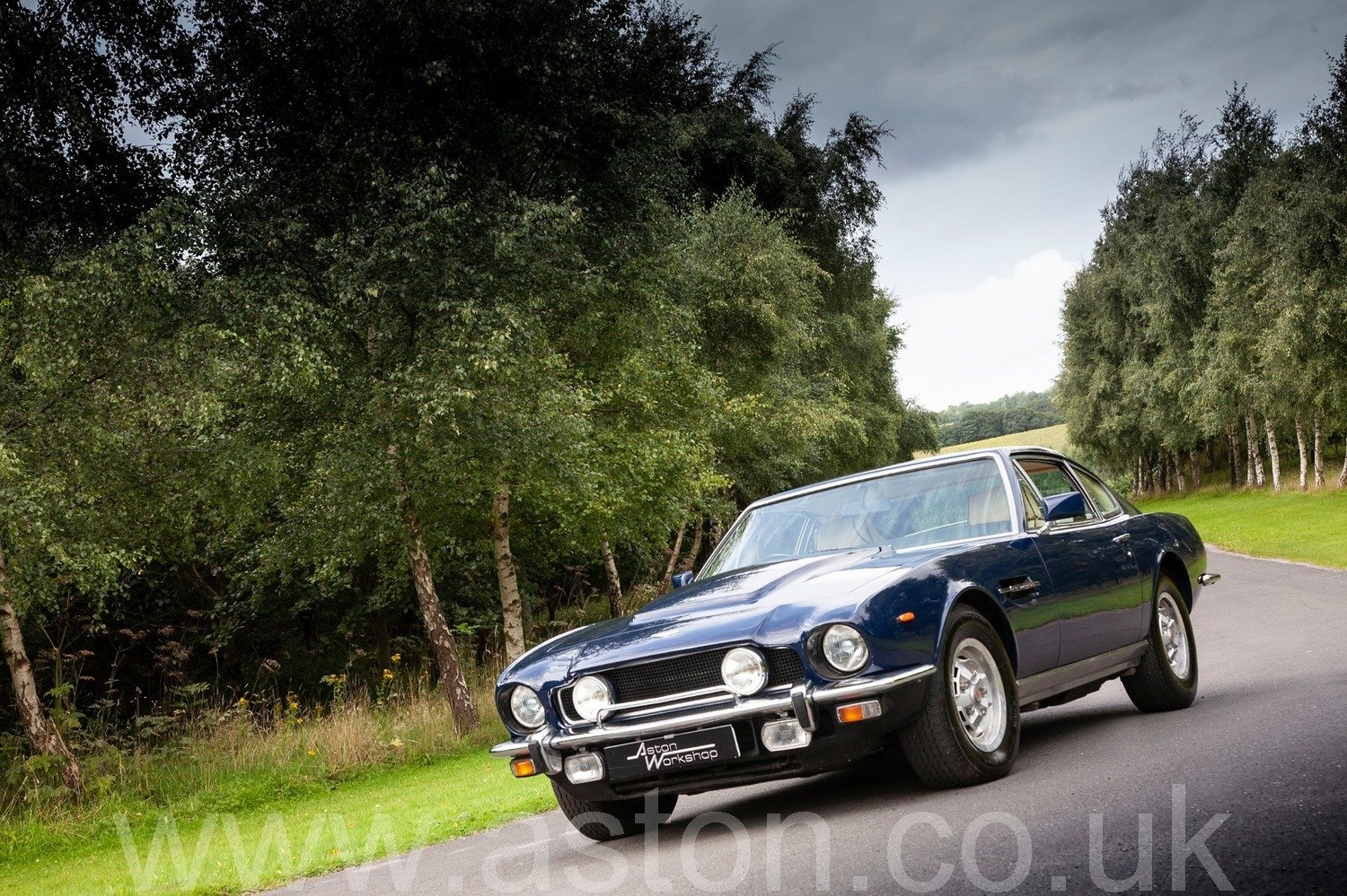 1981 Aston Martin V8 Series IV Oscar India SOLD (picture 2 of 6)