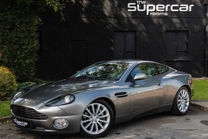 Aston Martin Vanquish 2+2 - 2003 - 21K Miles  For Sale