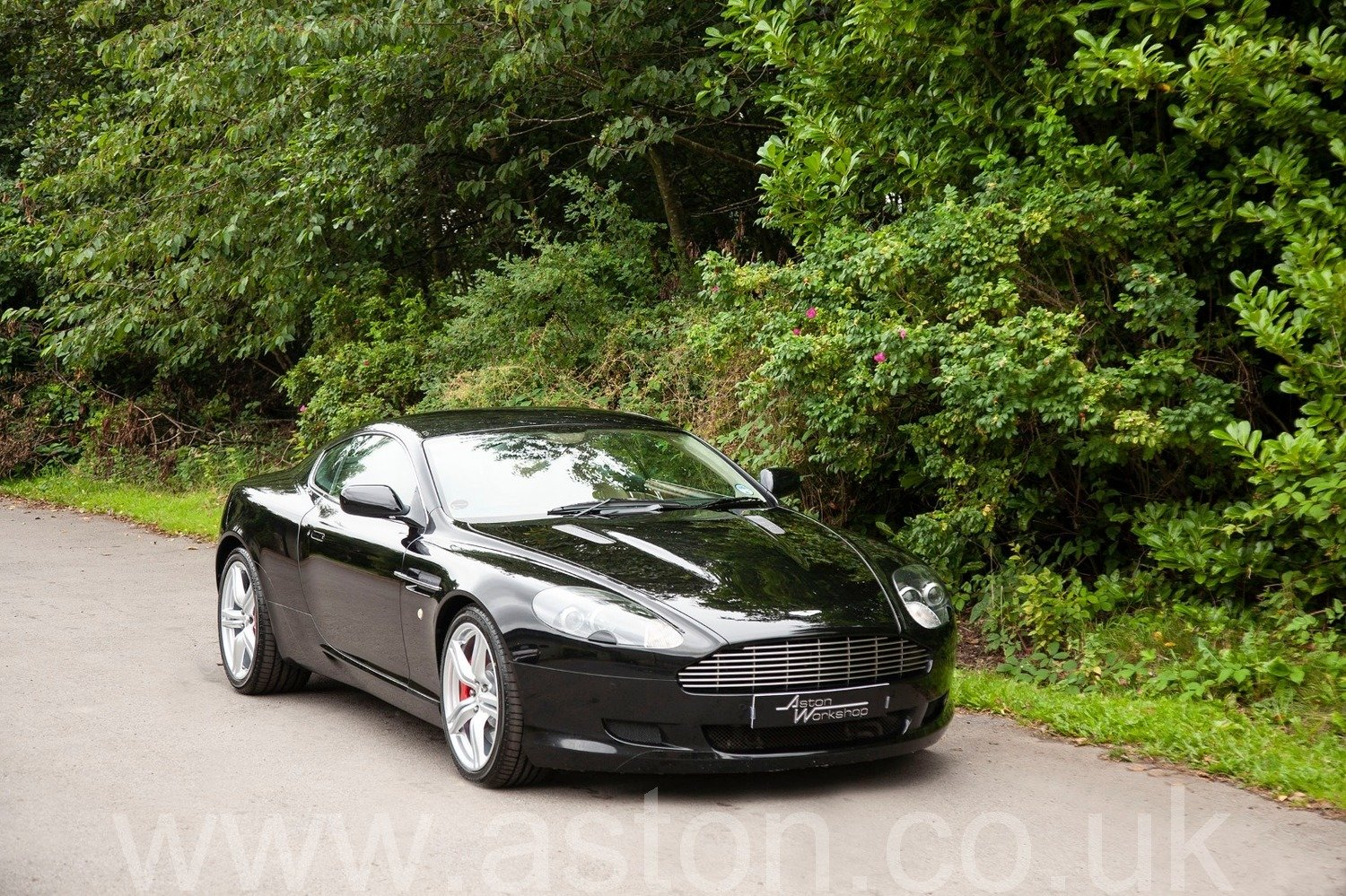 2009 Aston Martin DB9 Coupe  SOLD (picture 1 of 6)