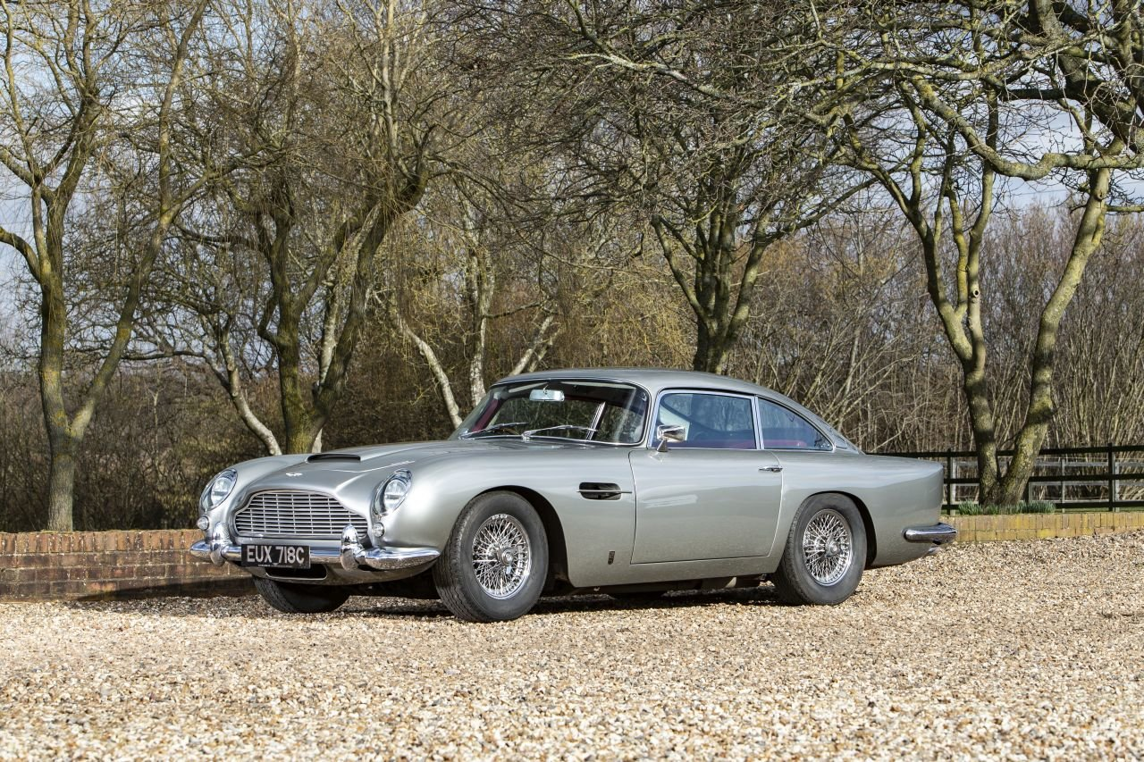 1965 Aston Martin DB5 For Sale (picture 1 of 6)