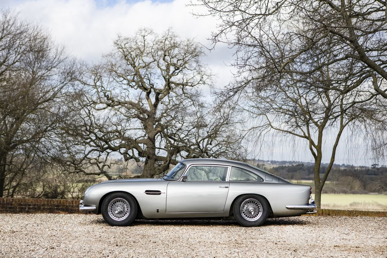 1965 Aston Martin DB5 For Sale (picture 2 of 6)