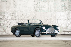 1958 Aston Martin DB MkIII Drophead Coupé For Sale