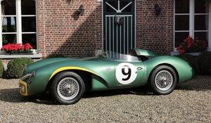 1959 Aston Martin DB3S replica W.A.M