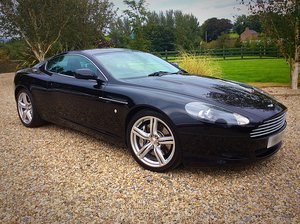 2008 ASTON MARTIN DB9 - SUPERB + JUST 28,000 MILES - POSS PX For Sale
