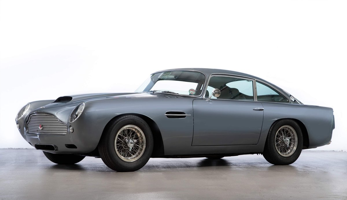 1961 Aston Martin DB4 Series II with DB4 GT Upgrades  For Sale (picture 1 of 24)