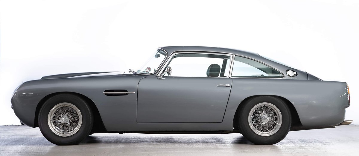 1961 Aston Martin DB4 Series II with DB4 GT Upgrades  For Sale (picture 4 of 24)