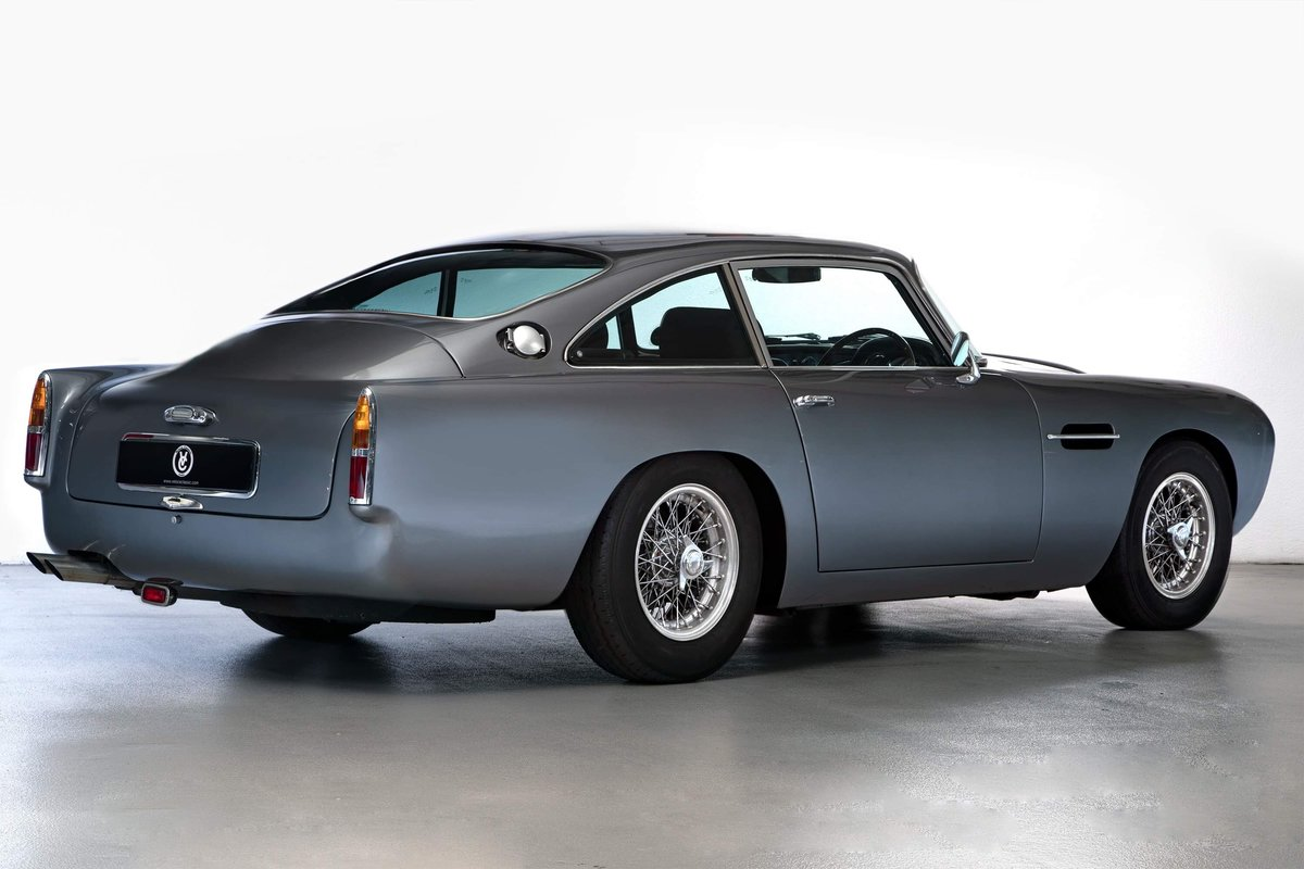 1961 Aston Martin DB4 Series II with DB4 GT Upgrades  For Sale (picture 24 of 24)