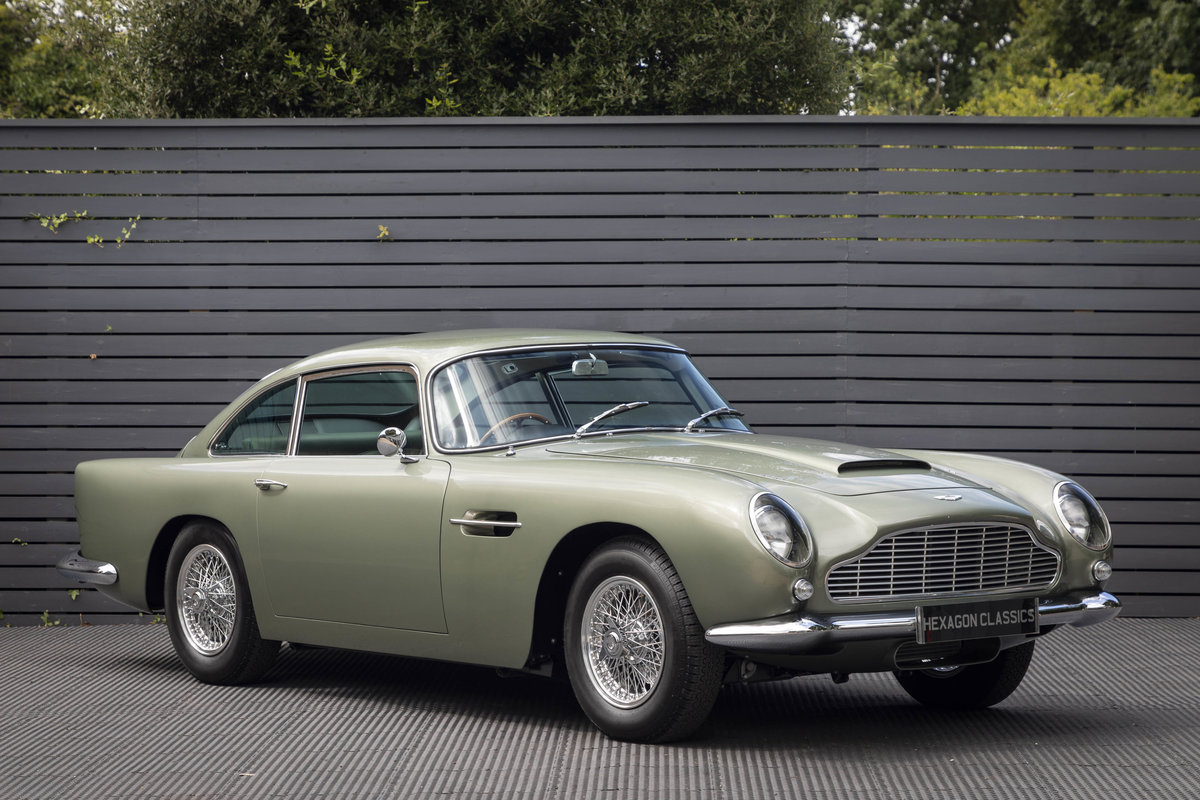 1963 Aston Martin DB4 Series 5 VANTAGE For Sale (picture 1 of 18)
