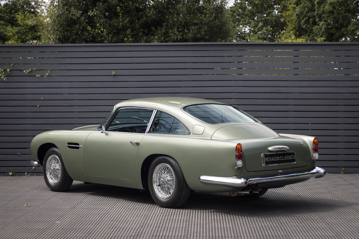 1963 Aston Martin DB4 Series 5 VANTAGE For Sale (picture 2 of 18)