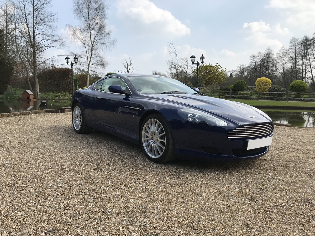 2007 Aston Martin db9 For Sale (picture 1 of 6)