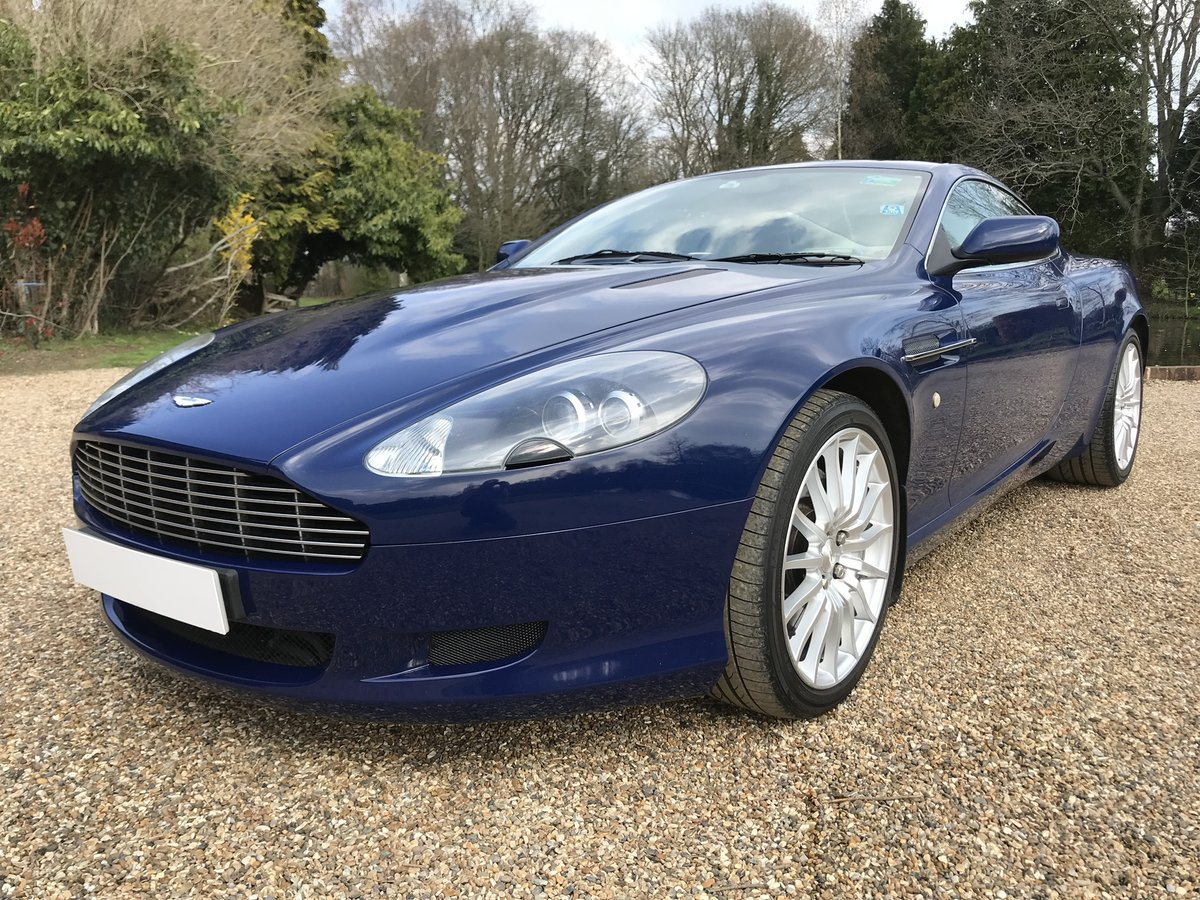 2007 Aston Martin db9 For Sale (picture 2 of 6)