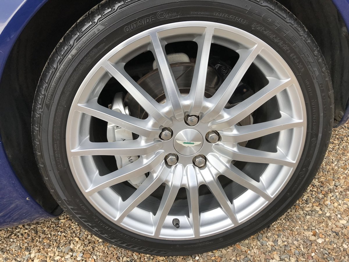 2007 Aston Martin db9 For Sale (picture 3 of 6)