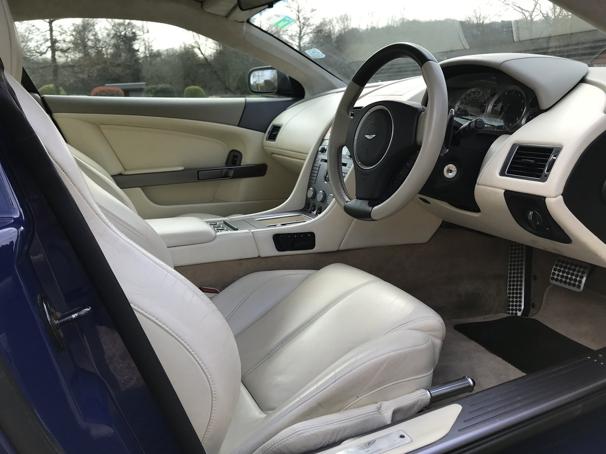2007 Aston Martin db9 For Sale (picture 4 of 6)