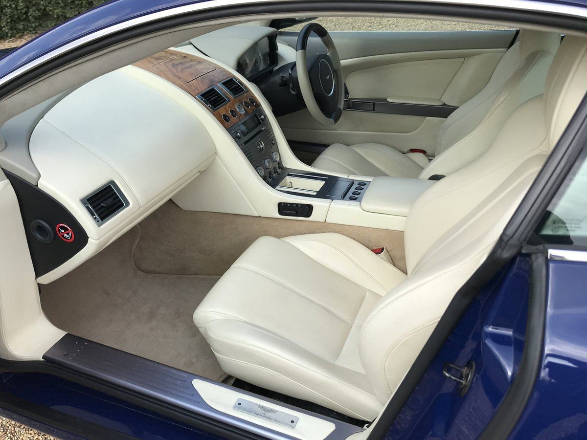 2007 Aston Martin db9 For Sale (picture 5 of 6)