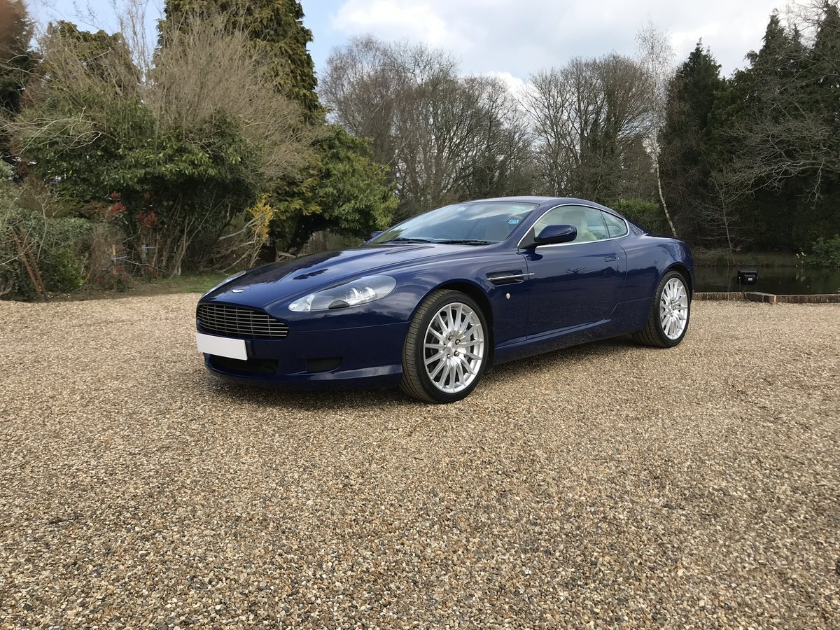 2007 Aston Martin db9 For Sale (picture 6 of 6)