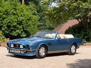 1979 ASTON MARTIN V8 VOLANTE For Sale by Auction