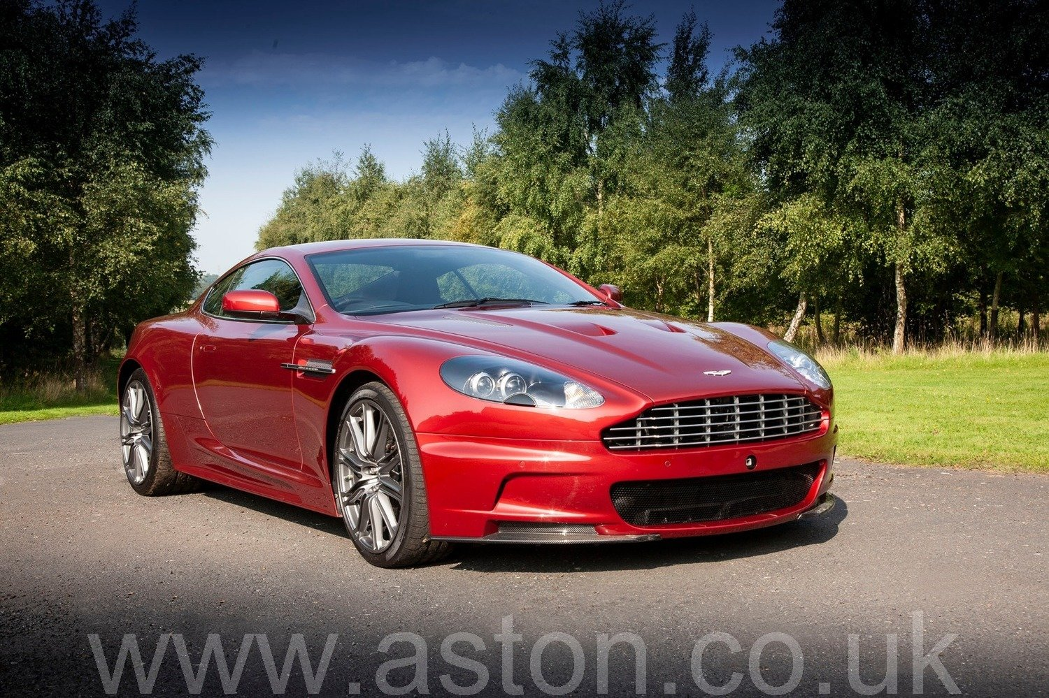 2009 DBS V12 Coupe Manual For Sale (picture 1 of 6)
