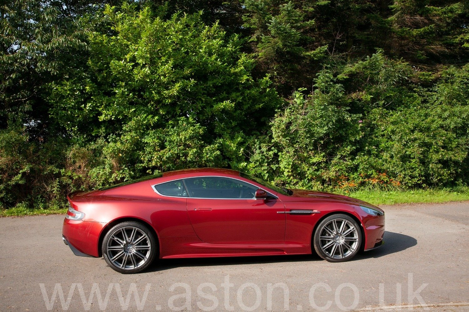 2009 DBS V12 Coupe Manual For Sale (picture 6 of 6)