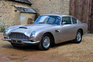 1967 Aston Martin DB6 Vantage Manual For Sale