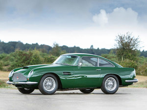 1961 ASTON MARTIN DB4GT SPORTS SALOON For Sale by Auction