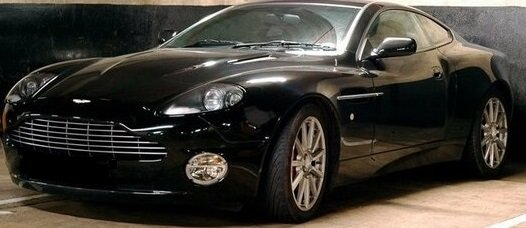2007 Aston Martin Vanquish S Ultimate Edition  (LHD)