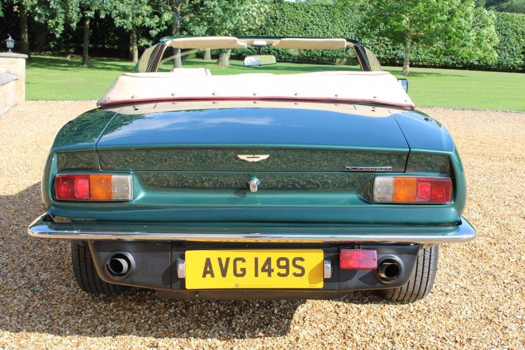 """1979 ASTON MARTIN VOLANTE """"VANTAGE SPEC"""" - £199,950 For Sale (picture 5 of 12)"""