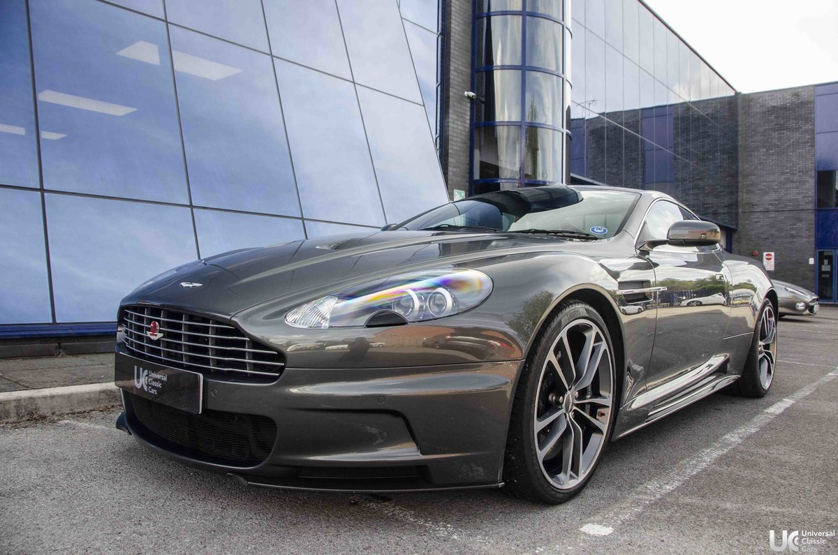 2009 Aston Martin DBS Coupe rare MANUAL For Sale (picture 2 of 6)