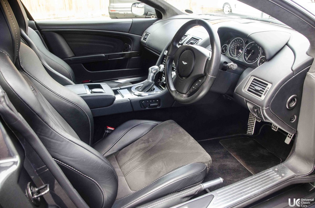 2009 Aston Martin DBS Coupe rare MANUAL For Sale (picture 5 of 6)