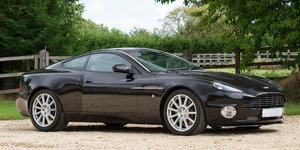 2005 ASTON MARTIN VANQUISH S COUPÉ For Sale by Auction