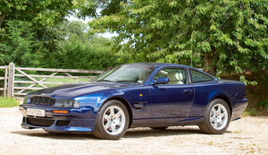 1998 ASTON MARTIN VANTAGE COUPÉ For Sale by Auction