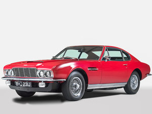 1970 ASTON MARTIN DBS VANTAGE SPORTS SALOON For Sale by Auction