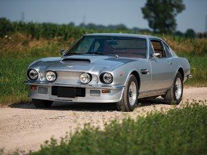 1977 Aston Martin V8 Vantage Bolt-On Fliptail  For Sale by Auction
