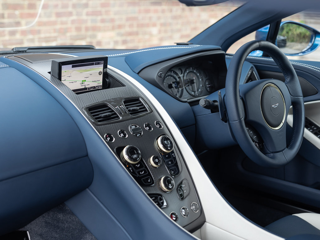 2017 Aston Martin Vanquish Zagato Coupe For Sale (picture 8 of 24)