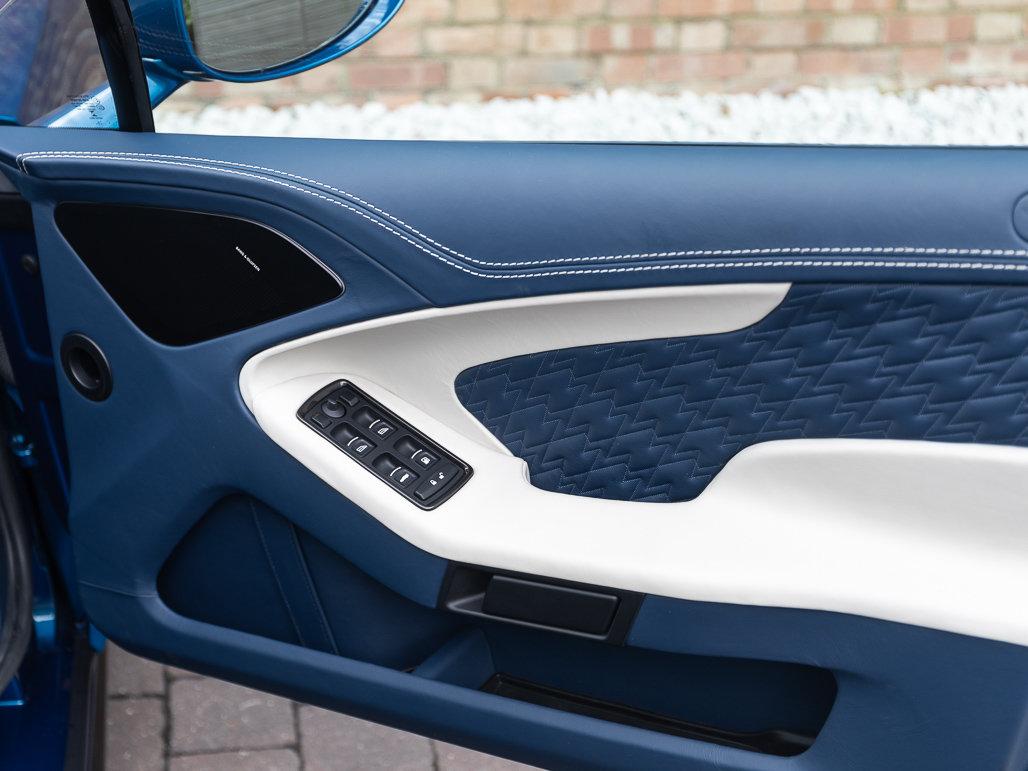 2017 Aston Martin Vanquish Zagato Coupe For Sale (picture 12 of 24)