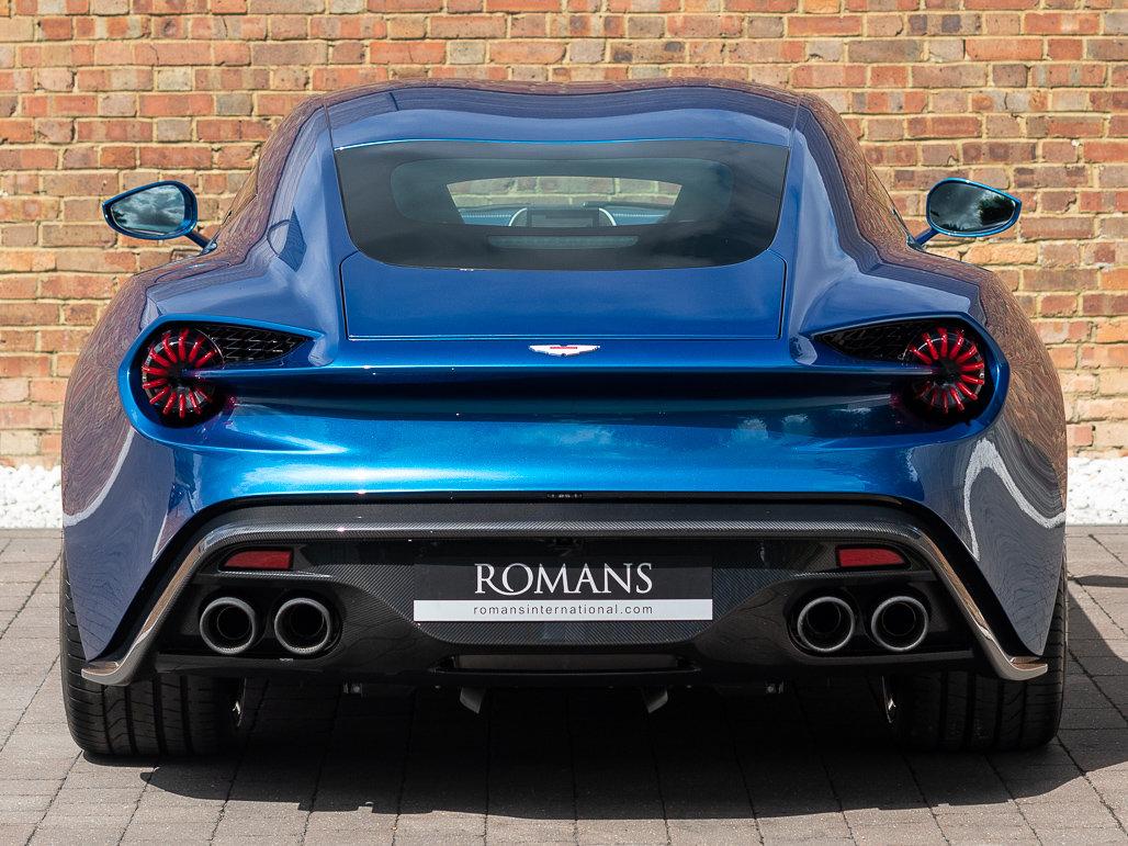 2017 Aston Martin Vanquish Zagato Coupe For Sale (picture 15 of 24)