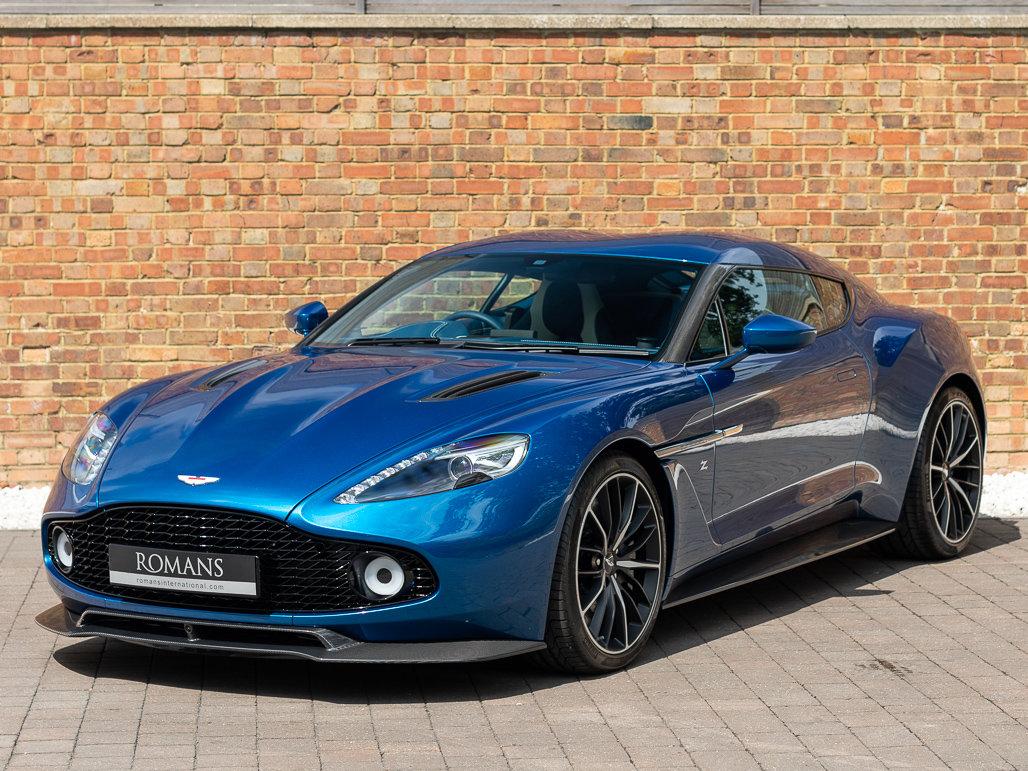 2017 Aston Martin Vanquish Zagato Coupe For Sale (picture 16 of 24)