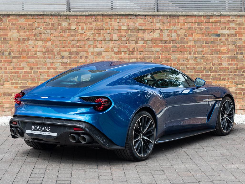 2017 Aston Martin Vanquish Zagato Coupe For Sale (picture 17 of 24)