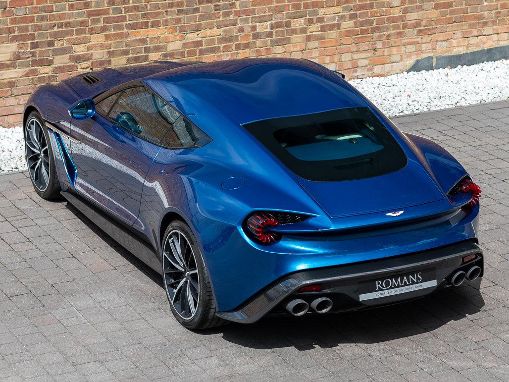 2017 Aston Martin Vanquish Zagato Coupe For Sale (picture 19 of 24)
